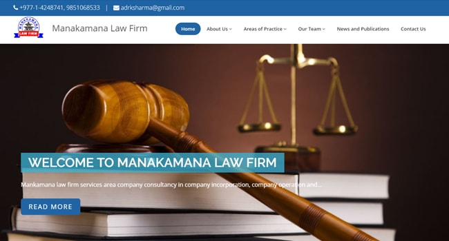 MANAKAMANA LAW FIRM