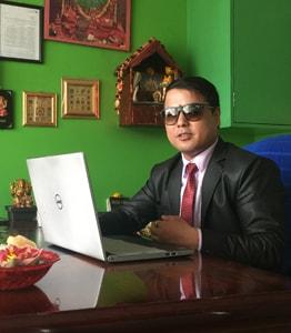 Saroj Thapa